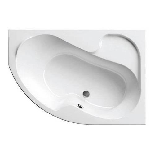 Ванна акриловая Ravak Rosa 140x105 правая