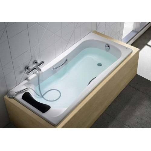 Ванна акриловая Roca Becool ZRU9302782 180х80