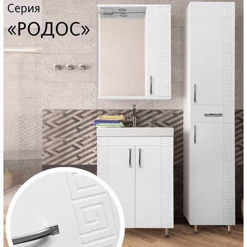 Зеркало-шкаф Style Line Родос 600/С с подсветкой