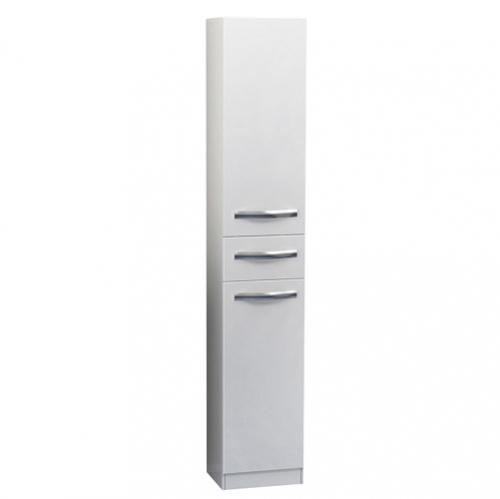 Пенал Merkana Квинта 30, с одним ящиками, белый