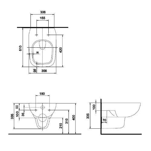 Комплект инсталляция Geberit 458.124.21.1 + кнопка + унитаз Ifo Sjoss с сиденьем