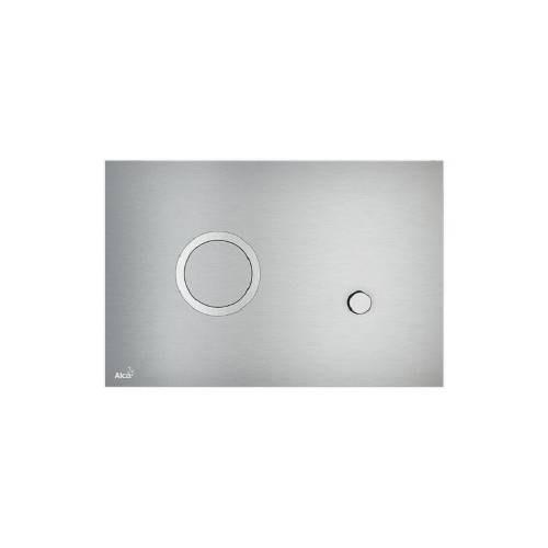 Кнопка управления ALCAPLAST STING металл матовый