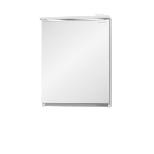 Шкаф зеркальный Edelform Амата 60 белый