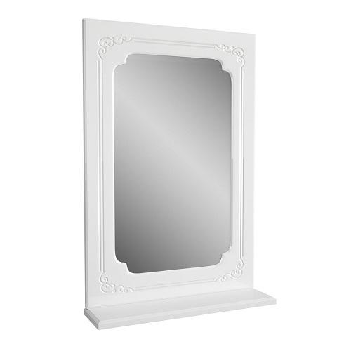 Зеркало Merkana Кастилия 50, белый
