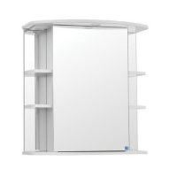 Шкаф зеркальный STYLE LINE Лира 550 21185