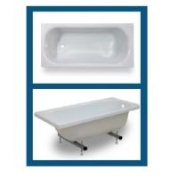 Акриловая ванна с ножками Triton Ультра 170